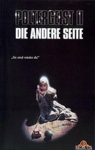 Poltergeist II: The Other Side - German VHS movie cover (xs thumbnail)