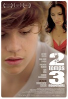 2 temps, 3 mouvements - French Movie Poster (xs thumbnail)