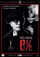 8½ - Norwegian DVD movie cover (xs thumbnail)