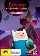 """""""Adventure Time with Finn and Jake"""" - Australian DVD movie cover (xs thumbnail)"""