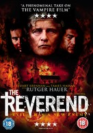 The Reverend - British DVD cover (xs thumbnail)