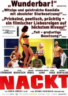 Nackt - German Movie Poster (xs thumbnail)