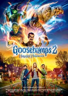 Goosebumps 2: Haunted Halloween - New Zealand Movie Poster (xs thumbnail)