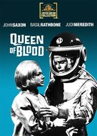 Queen of Blood - DVD movie cover (xs thumbnail)