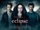 The Twilight Saga: Eclipse - British Movie Poster (xs thumbnail)