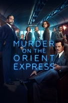 Murder on the Orient Express - Movie Cover (xs thumbnail)