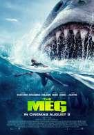The Meg - Singaporean Movie Poster (xs thumbnail)