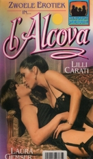 L'alcova - Dutch VHS cover (xs thumbnail)