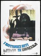 The Satanic Rites of Dracula - Italian Movie Poster (xs thumbnail)