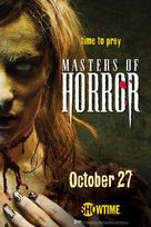 """""""Masters of Horror"""" - Movie Poster (xs thumbnail)"""