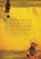 Midnight's Children - Spanish Movie Poster (xs thumbnail)