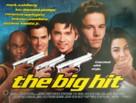 The Big Hit - British Movie Poster (xs thumbnail)