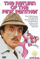 The Return of the Pink Panther - DVD movie cover (xs thumbnail)