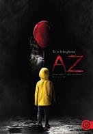 It - Hungarian Movie Poster (xs thumbnail)