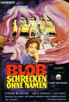 The Blob - German Movie Poster (xs thumbnail)