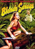 Blonde Savage - DVD cover (xs thumbnail)