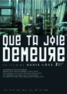 Que ta joie demeure - Canadian Movie Poster (xs thumbnail)
