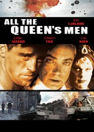 All the Queen's Men - DVD cover (xs thumbnail)