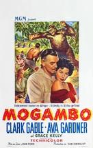 Mogambo - Belgian Movie Poster (xs thumbnail)