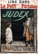 Judex - French Movie Poster (xs thumbnail)