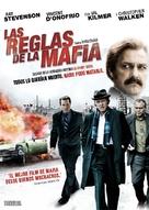 Kill the Irishman - Argentinian DVD cover (xs thumbnail)