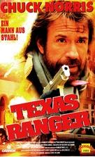 """Walker, Texas Ranger"" - German VHS movie cover (xs thumbnail)"