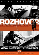 The Conversation - Czech Movie Cover (xs thumbnail)