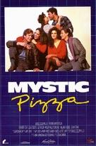 Mystic Pizza - Spanish VHS movie cover (xs thumbnail)