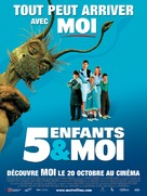 Five Children and It - French Movie Poster (xs thumbnail)