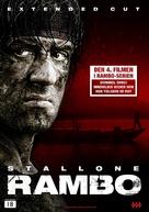 Rambo - Norwegian DVD movie cover (xs thumbnail)