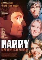 Harry, un ami qui vous veut du bien - Italian Movie Poster (xs thumbnail)