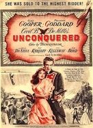 Unconquered - Movie Poster (xs thumbnail)