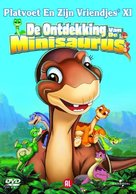The Land Before Time XI: Invasion of the Tinysauruses - Dutch DVD cover (xs thumbnail)