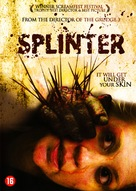 Splinter - Belgian Movie Cover (xs thumbnail)