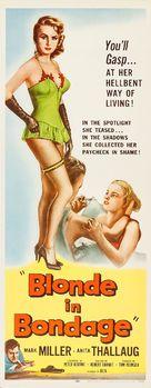 Blondin i fara - Movie Poster (xs thumbnail)