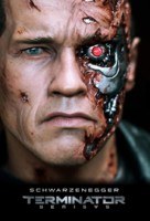 Terminator Genisys - German Movie Cover (xs thumbnail)