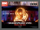 Shakespeare Live! From the RSC - British Movie Poster (xs thumbnail)
