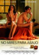 No mires para abajo - Spanish Movie Poster (xs thumbnail)