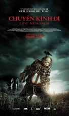 Scary Stories to Tell in the Dark - Vietnamese Movie Poster (xs thumbnail)