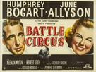 Battle Circus - British Movie Poster (xs thumbnail)