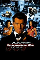 Tomorrow Never Dies - DVD cover (xs thumbnail)