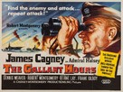 The Gallant Hours - British Movie Poster (xs thumbnail)