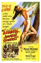 Liane, das Mädchen aus dem Urwald - Movie Poster (xs thumbnail)