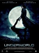 Underworld - Danish Movie Poster (xs thumbnail)