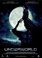 Underworld - Danish Movie Poster (xs thumbnail)