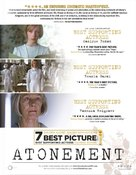 Atonement - For your consideration movie poster (xs thumbnail)