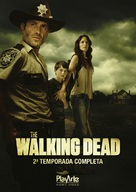 """The Walking Dead"" - Brazilian DVD cover (xs thumbnail)"