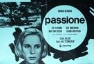 En passion - Italian Movie Poster (xs thumbnail)