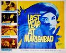 L'année dernière à Marienbad - Movie Poster (xs thumbnail)