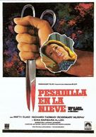 You'll Like My Mother - Spanish Movie Poster (xs thumbnail)